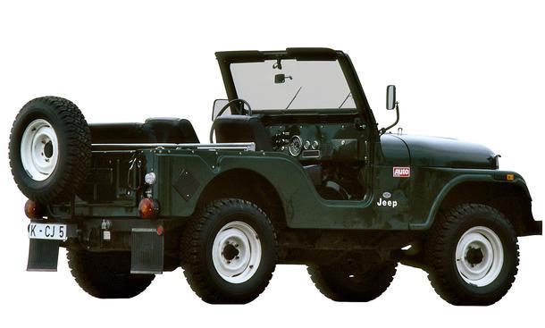 Jeep CJ-5 Kaufberatung Bilder technische Daten