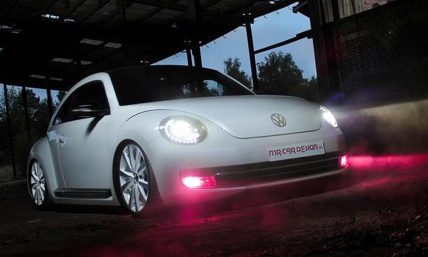 MR Car Design VW Beetle Tuning Retro Design Tieferlegung