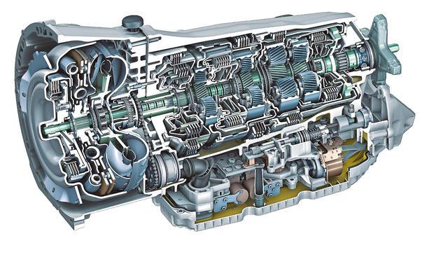 Mercedes 9g-Tronic IAA 2013 Technik Highlights Bilder