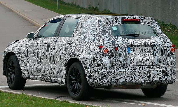 2015 - [Mercedes] GLC (GLK II) [X205] - Page 2 Mercedes-GLK-2015-Erlkoenig-X205-SUV-04