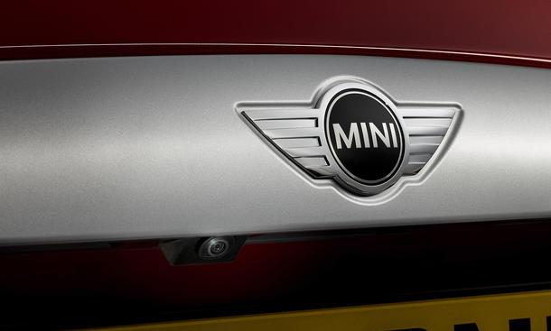 Mini Cooper 2014 F56 Rückfahrkamera