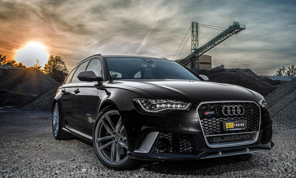 o ct tuning audi rs 6 avant mit bis zu 680ps. Black Bedroom Furniture Sets. Home Design Ideas