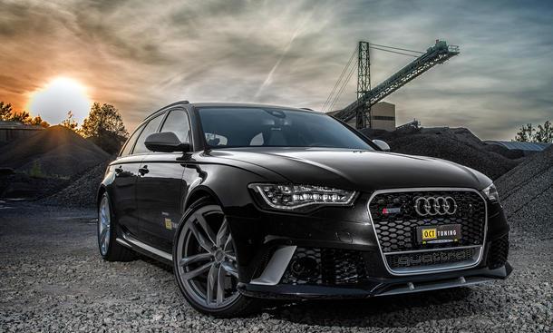 OCT Audi RS6 Tuning Power Kombi RS 6 Avant