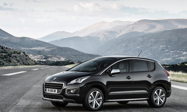 peugeot 3008 facelift preise f r crossover sinken. Black Bedroom Furniture Sets. Home Design Ideas