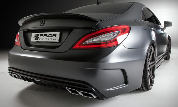 Prior Design Mercedes CLS Bodykit Black Series Tuning PD550