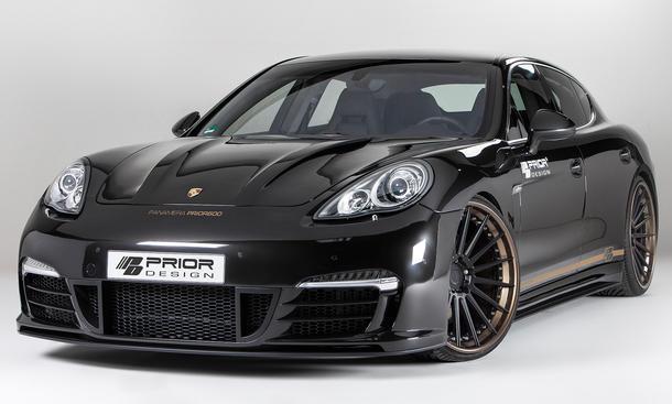 Prior Design Porsche Panamera Tuning Bodykit Prior600 Turbo