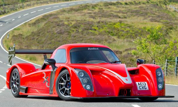 Radical RXC 2013 Leichtbau Sportwagen V6