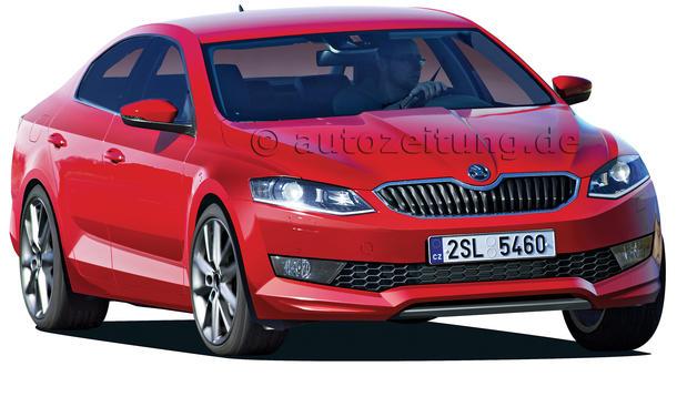 Skoda Octavia Coupe Bilder Neue Modelle Neuheit
