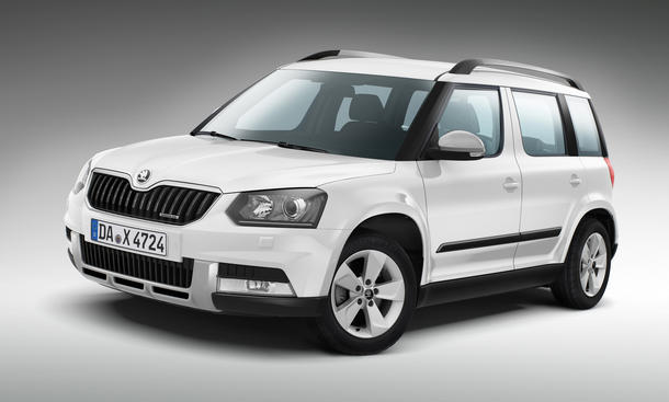 skoda yeti facelift preise f r outdoor und city. Black Bedroom Furniture Sets. Home Design Ideas