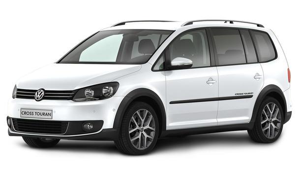 VW CrossTouran 2014 Ausstattung Preis Paket Serienausstattung