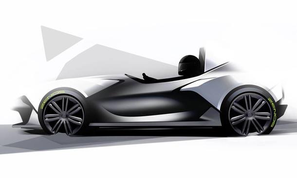 Zenos E10 2014 Sportwagen Leichtbau-Sportler Großbritannien Marktstart