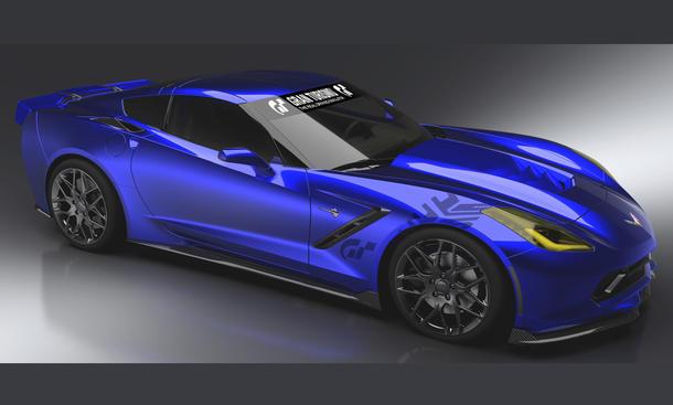 2013 SEMA Chevrolet Corvette Stingray Gran Turismo Concept