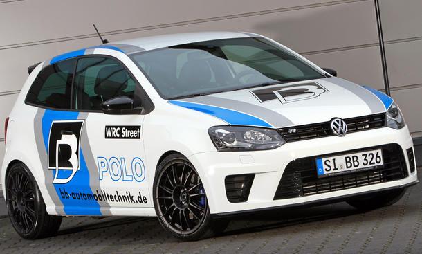 B&B VW Polo R WRC Street Power Kleinwagen Tuning