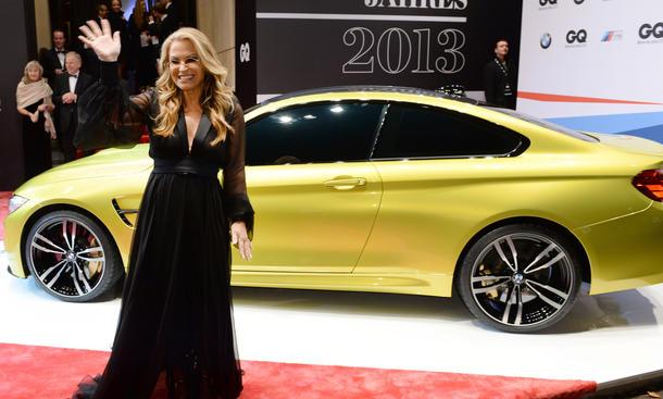 BMW Anastasia Stars & Cars 2013