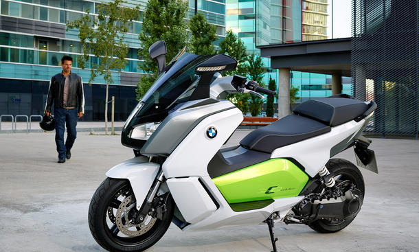 bmw c evolution preis f r den elektroroller. Black Bedroom Furniture Sets. Home Design Ideas