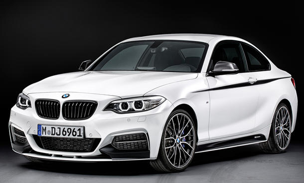 BMW M Performance 2er Coupe Tuning Zubehoer 2013