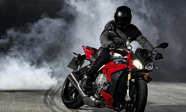 BMW S 1000 R 2013 EICMA Motorrad Naked Bike
