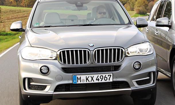 Bilder BMW X5 xDrive30d Oberklasse-SUV