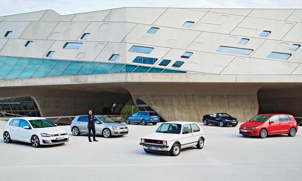 Bilder VW Golf Design Special Klaus Bischoff
