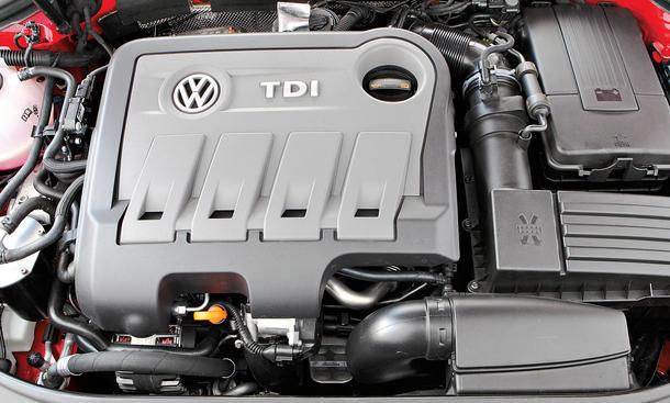 Bilder VW Passat Variant 2.0 TDI Dauertest 100.000 km Fazit positiv Motor