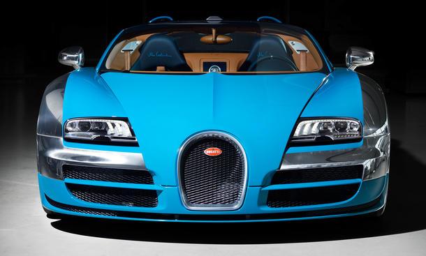 Bugatti Veyron Meo Costantini 2013 Dubai Motor Show Legende