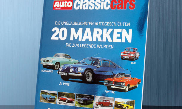 AZ Classic Cars Sonderheft 2013 Cover