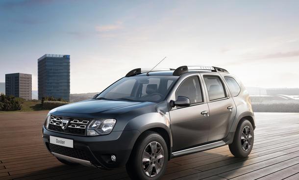 Dacia Duster Facelift 2013 Bilder technische Daten Marktstart