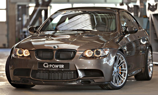 G-Power BMW M3 Hurricane RS Tuning Kompressor