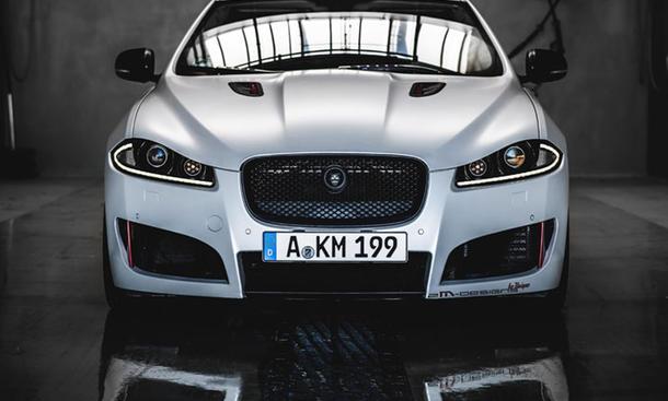 Jaguar XF 3.0 Diesel S Tuning 2M-Designs Bilder obere Mittelklasse