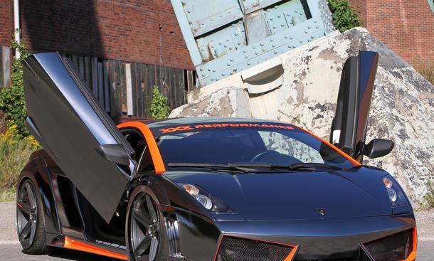 Lamborghini Gallardo xXx-Performance Leistungssteigerung Tuning Bodykit