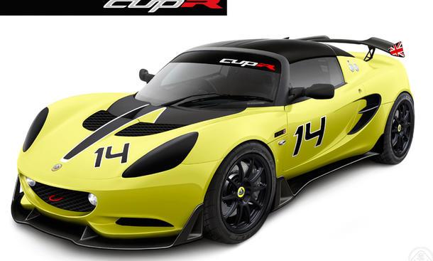 Lotus Elise S Cup R 2014 Rennwagen Lotus Cup Series