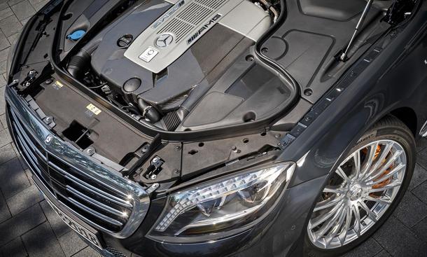 Mercedes S 65 AMG 2013 Tokyo LA V12 Biturbo S65 W222 S-Klasse