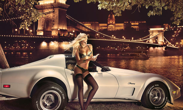 Miss Tuning Kalender 2014 Erotik Cars and Girls Leonie