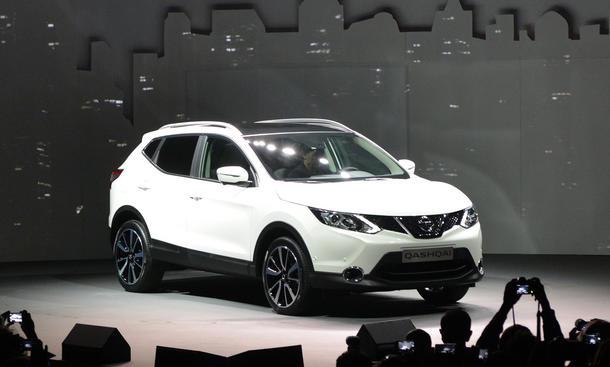 Nissan Qashqai 2014 Preis Marktstart Deutschland
