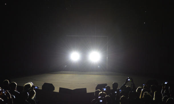 Nissan Qashqai 2014 Bilder unverhüllt Kompakt-SUV neue Generation