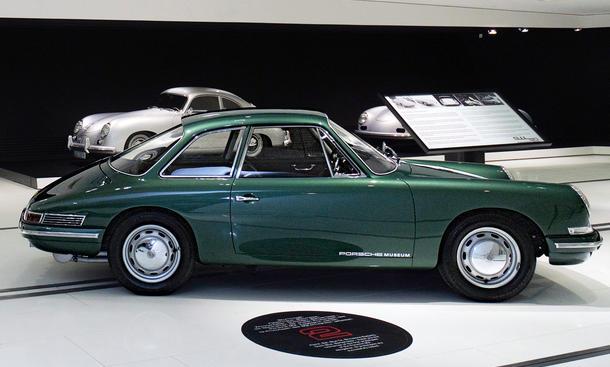 Porsche 911 Prototyp Typ 754 Ikone Bilder Classic Cars