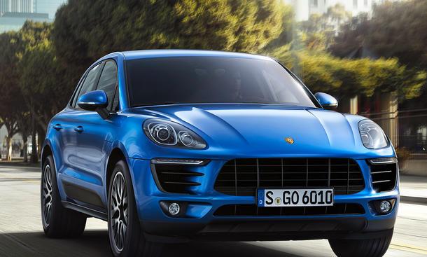 Porsche Macan Preis Marktstart 2014 Preise Turbo S Diesel