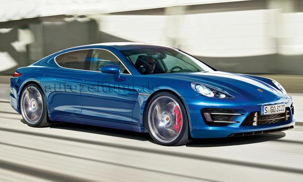Bilder Porsche Panamera