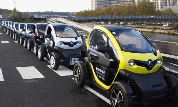 Elektroautos Deutschland Foerderung Koalition Finanzierung