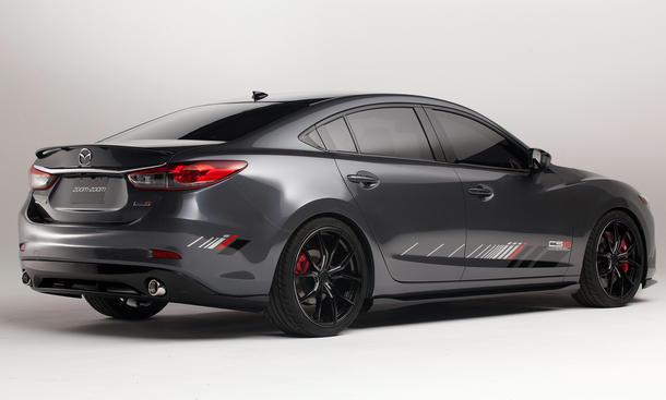 Mazda 6 2017 Limousine Auto Bild Ideen
