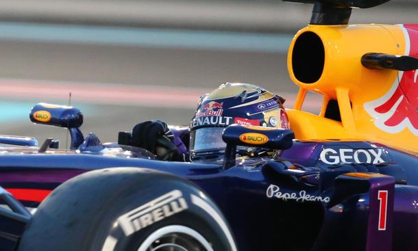 Formel 1 USA GP 2013 Austin Sebastian Vettel