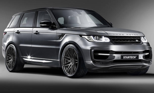 startech range rover sport tuning suv zur essen motor show. Black Bedroom Furniture Sets. Home Design Ideas