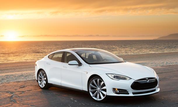 Tesla Model S Feuer Brandursache Imageschaden