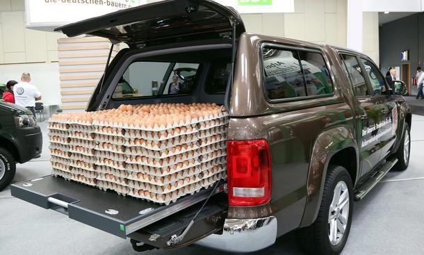 vw amarok landwirts liebling auf der agritechnica 2013. Black Bedroom Furniture Sets. Home Design Ideas