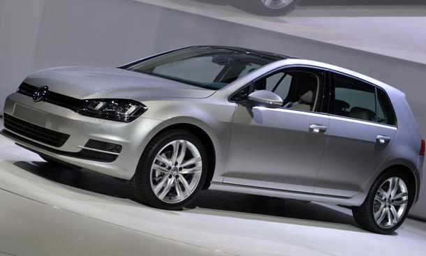 VW Golf Plug-in-Hybrid Markstart 2014 Verbrauch