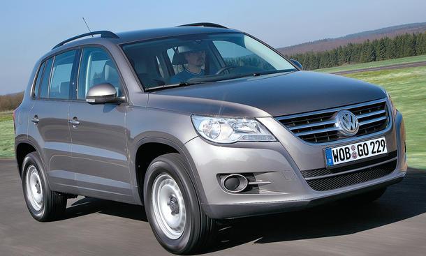 VW Tiguan Rückruf 2013 Licht Beleuchtung Sicherung 2008 2009 2010 2011
