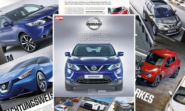 Nissan Special 2013 Neuheiten