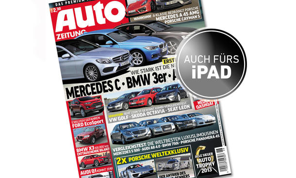 AZ 26/2013 Heft-Vorschau Ipad Cover
