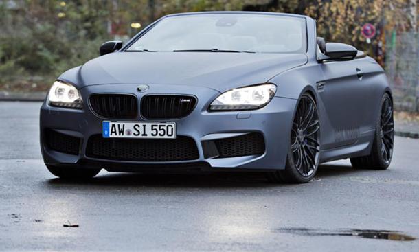 BMW M6 Cabrio Tuning BBM Motorsport M700BT Bilder Leistung
