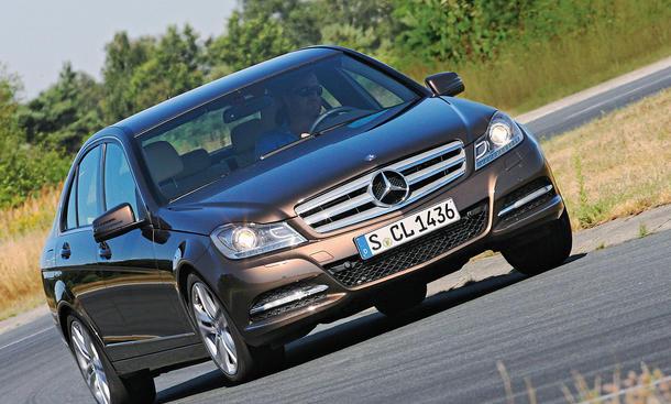 Kaufberatung Mercedes C-Klasse W204: Alle Ausstattungen, Motoren, Preise